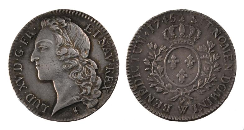 monnaie Louis XV