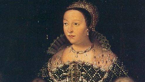 Catherine de Medicis nostradamus