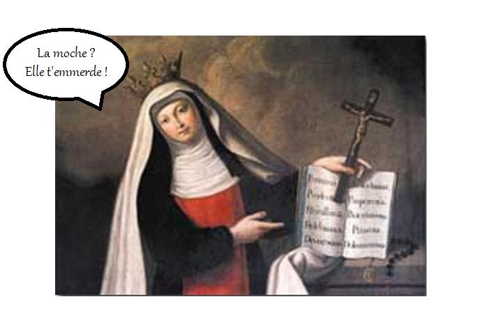 Jeanne de France, le fabuleux destin d'une moche, boiteuse et fille de Roi. Jeanne-de-france-temmerde