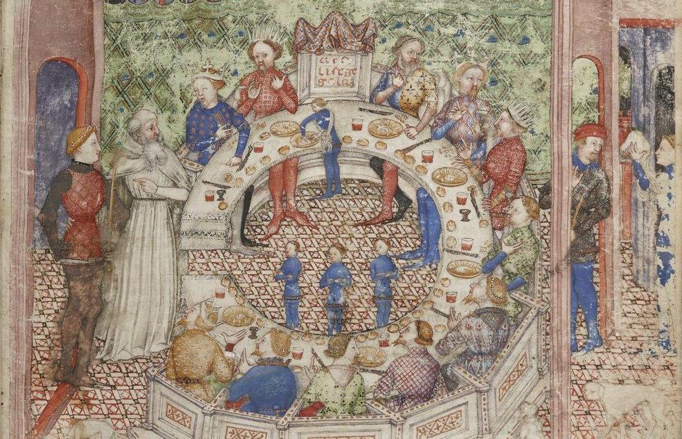 Perceval le gallois ce n 39 est pas qu 39 un gros con raconte - Recherche sur les chevaliers de la table ronde ...