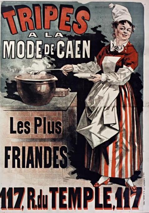 Les tripes à la mode de Caen