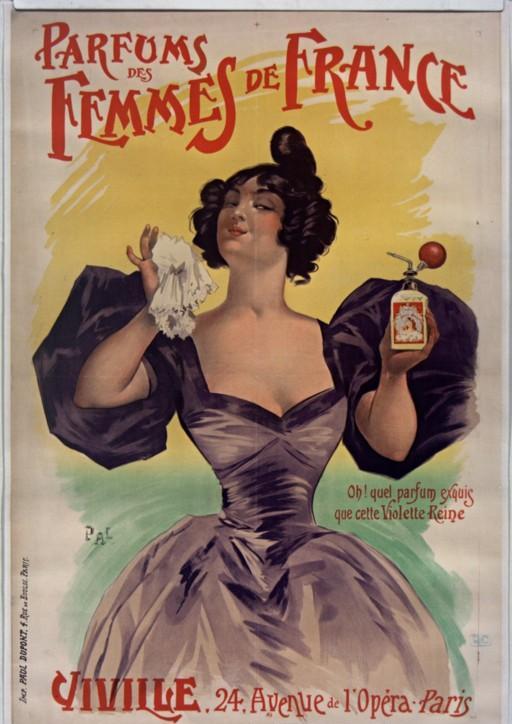 parfum femmes de FRance