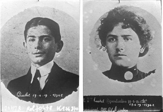 André et Jeanne Marie cuchet