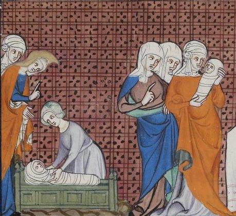 Etre Mere Au Moyen Age L Education La Vie Et La Mort De L Enfant