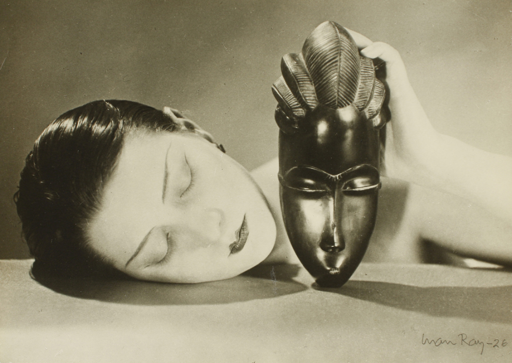 kiki man ray masque