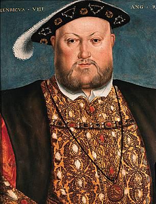 Henry VIII le vrai