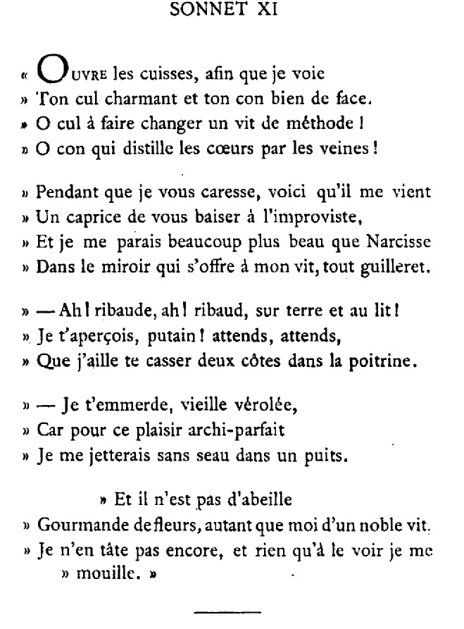 sonnet 11
