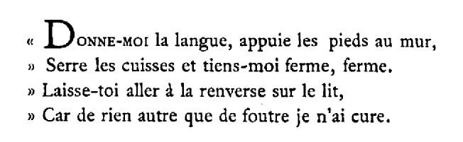 sonnet 13 extrait