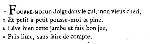 sonnet 2 extrait