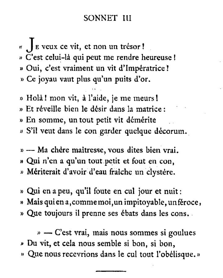 sonnet 3