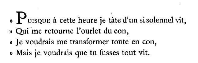 sonnet 5 extrait