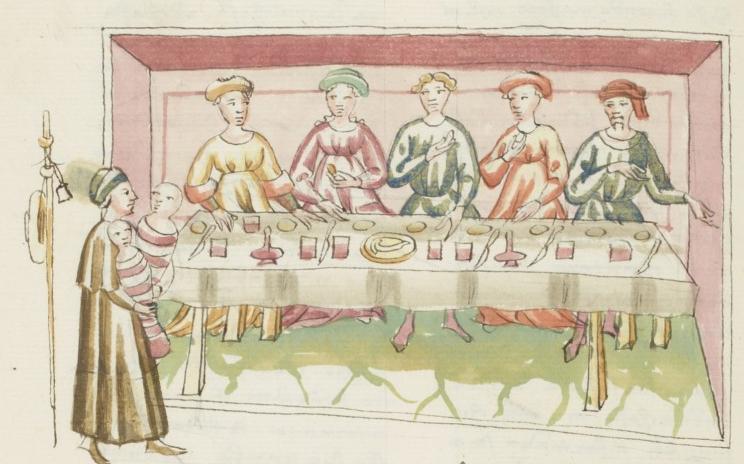 Les recettes du Moyen-Age pour petits et grands !