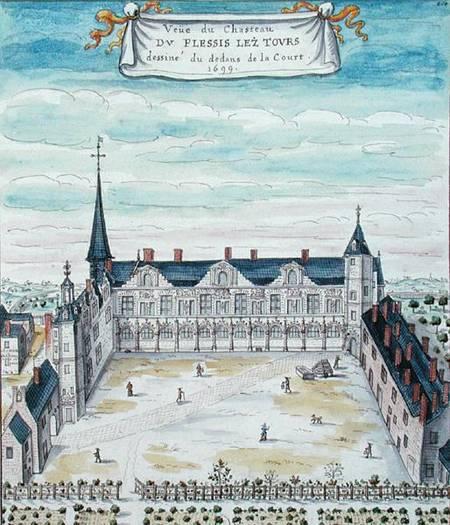 Chateau de Plessis lez Tours
