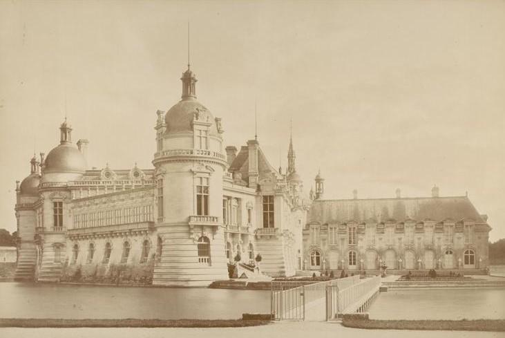 Chantilly - Château Neuf