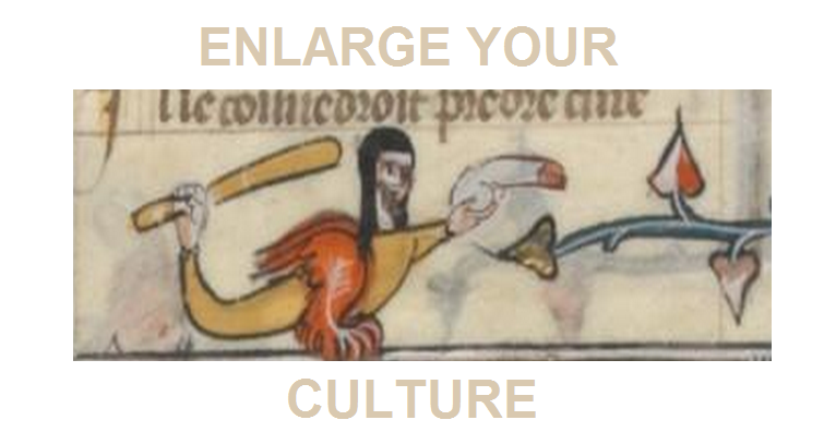 enlarge your culture