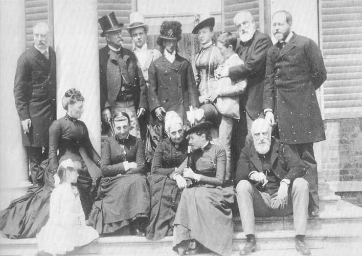 famille d'orléans