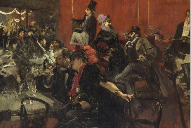 Muzéo - Giovanni Boldini