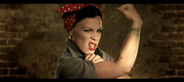 We Can Do It - P!nk