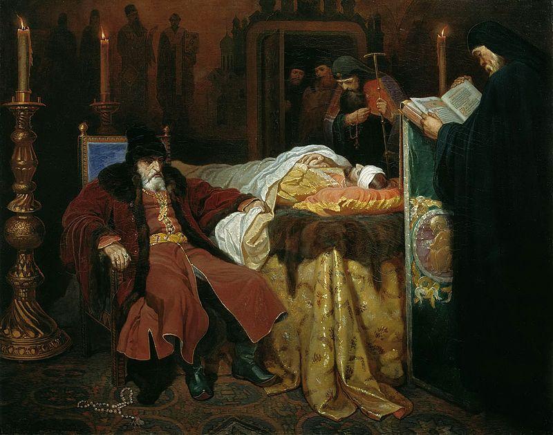 La mort d'Ivan