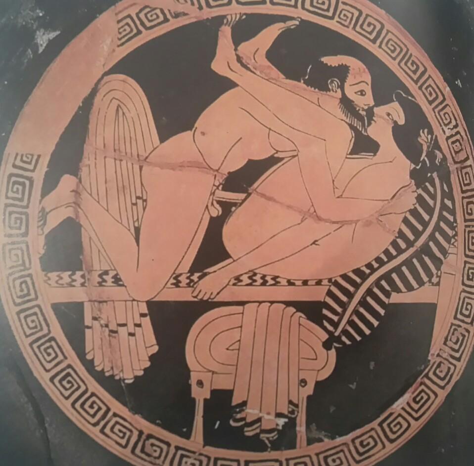 Bisou Grec (porno)