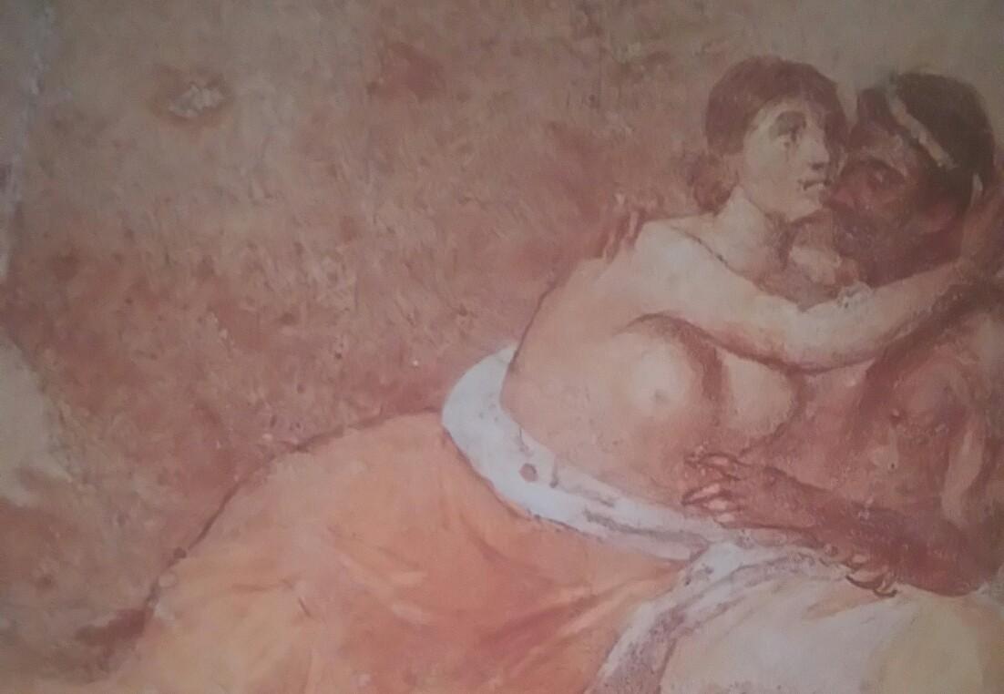 Bisou romain