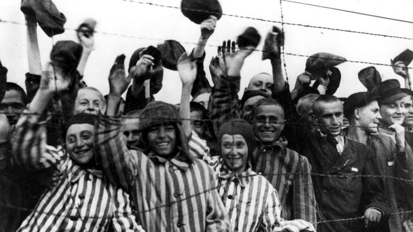 Liberation de Buchenwald
