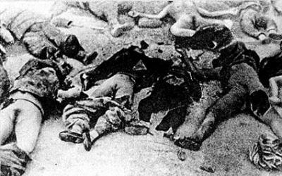femmes violées, humiliées, tuées : massacre de Nankin