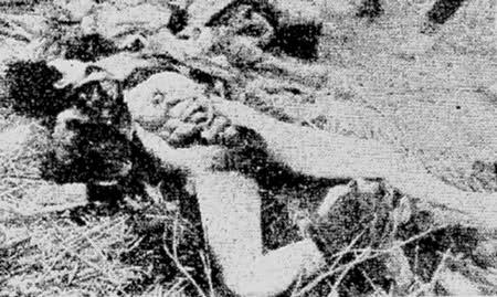 Massacre de Nankin : torture