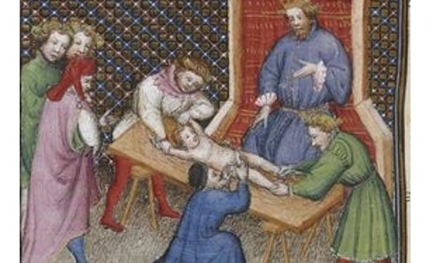 castration des enfants