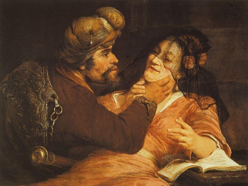 Tamar et Juda