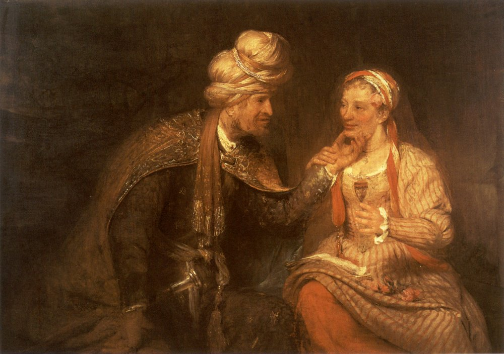 Juda et Tamar