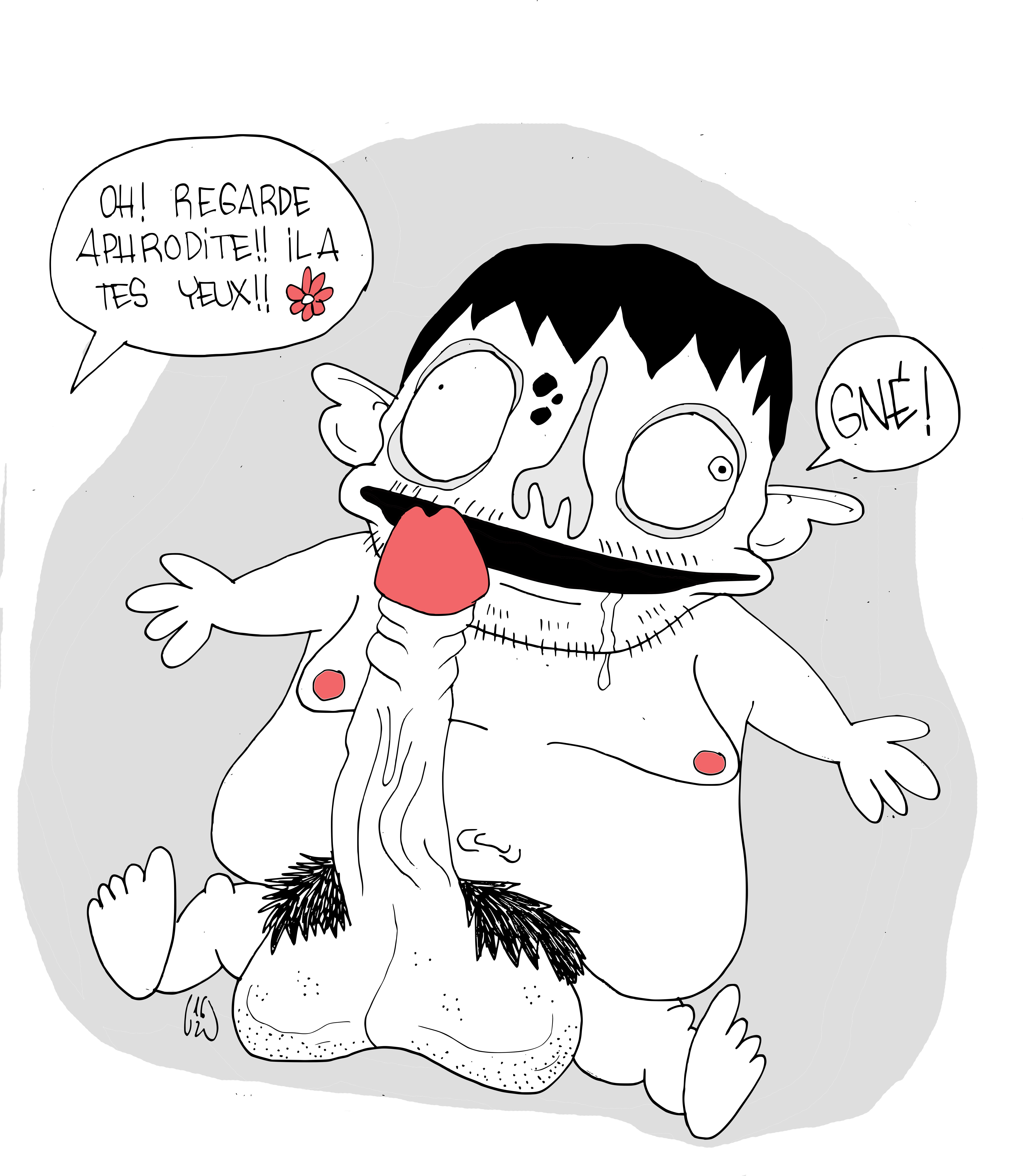 priape - bébé1