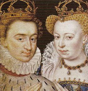 Henri IV et MArguerite