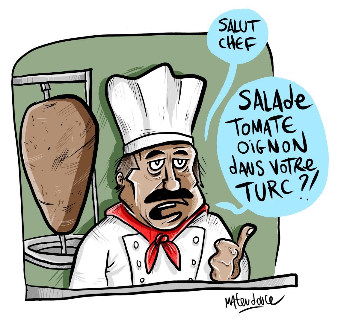 Kebab et cannibalisme