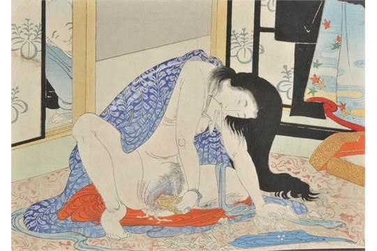 Shunga, bientôt en ligne