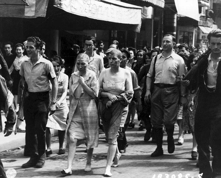 Femme-tondue-guerre-mondiale