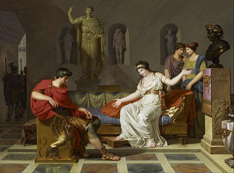 800px-Louis_Gauffier_-_Cleopatra_and_Octavian_-_Google_Art_Project