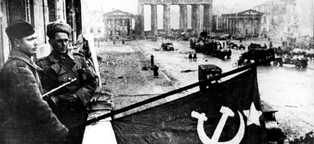 Armée rouge à Berlin