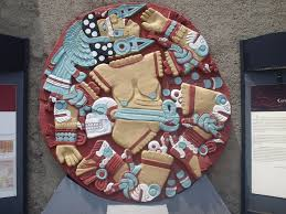 déesse aztèque