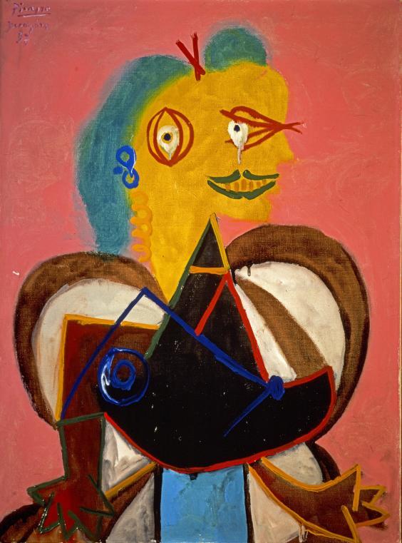 Picasso et Lee Miller
