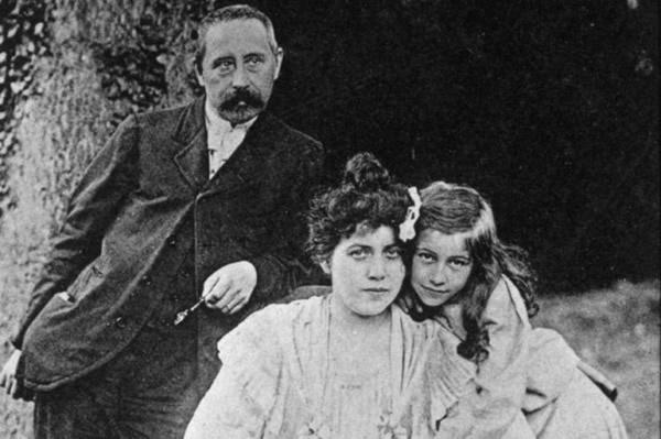 La famille Steinheil au complet
