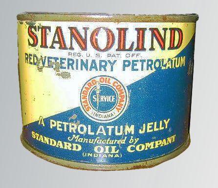 Red Vet Petrolatum