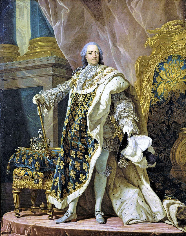 louis XV I