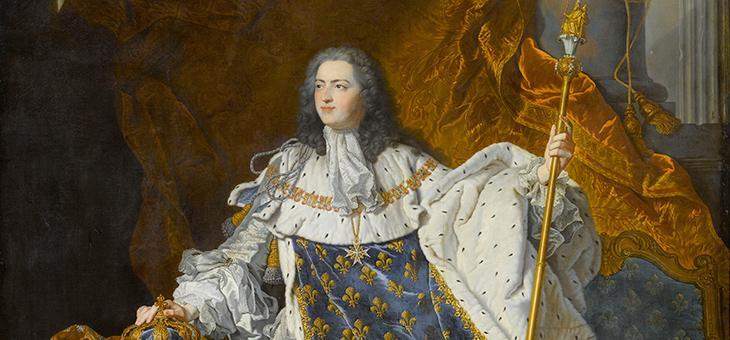 - Louis XV -