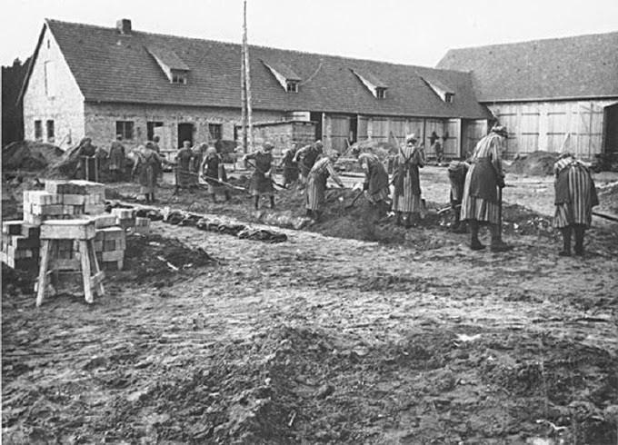 Le travail forcé à Ravensbrück