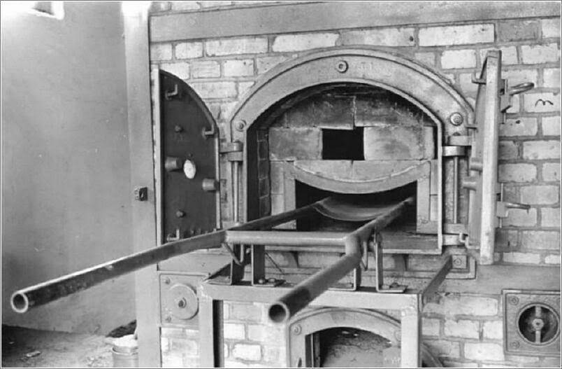 Un des crématorium de Ravensbruck
