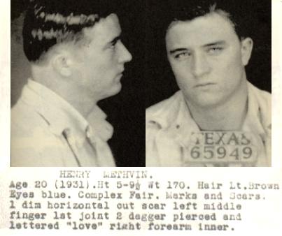 Henry Methvin en 1931