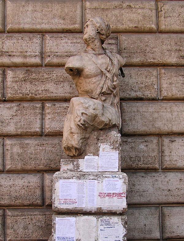 Pasquino_rome